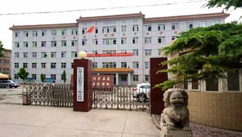 石家庄铁路技校北校区环境