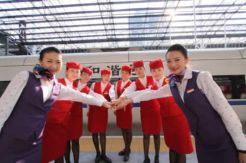 铁路学校毕业生做高铁乘务工作吗?