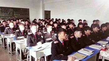 石家庄铁路技工学校每天上几节课