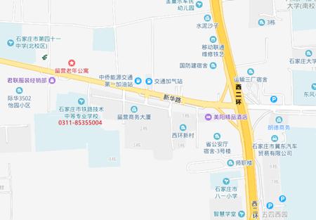 石家庄铁路职业技工学校怎么坐车