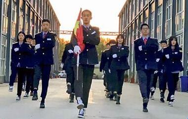 石家庄铁路学校学生活动